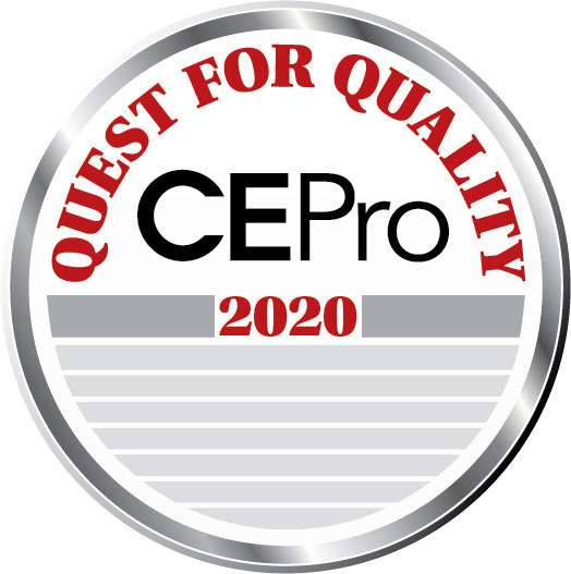 CE Pro Quest for Quality Awards